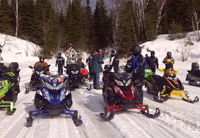 3rd Annual Snowmobile Day (1)