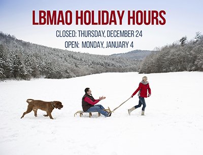 Holiday Hours -WEB